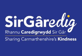 Sharing Carmarthenshire's kindness