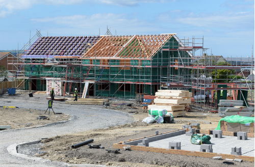 Over 900 new council homes to be built in Carmarthenshire