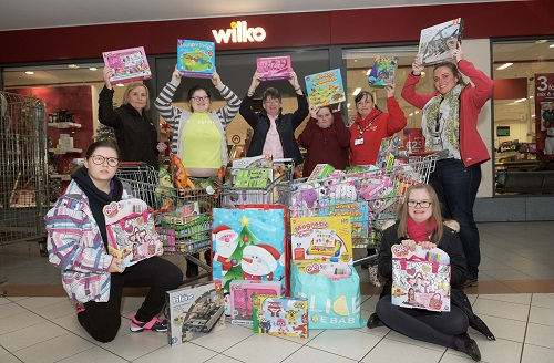 Big donation boosts Toybox Appeal