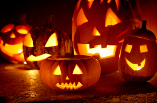 Stay safe this Halloween and bonfire night